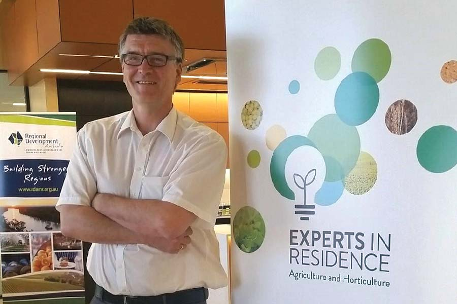 Experts in Residence