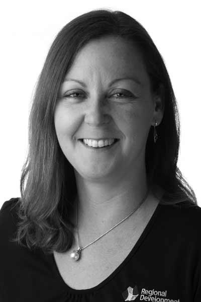 RDAMR staff Donna Beech