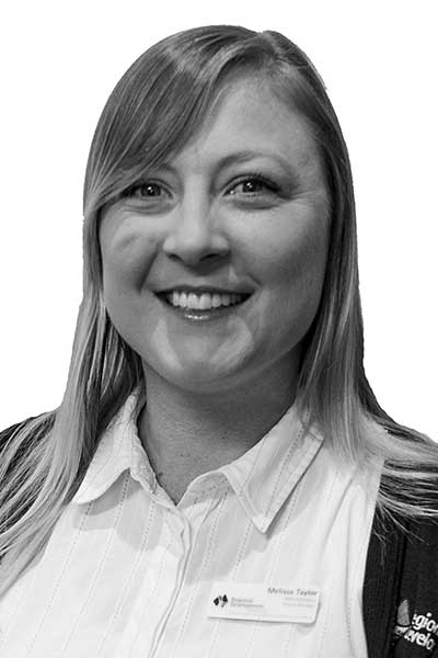 RDAMR Staff Melissa Taylor