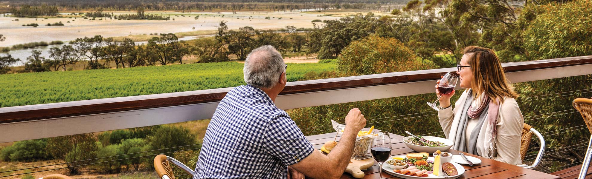 tourism industry riverland and murraylands