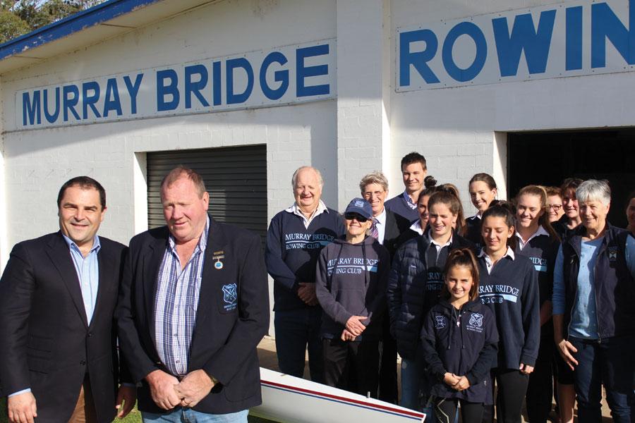 Regional Highlights Murray Bridge Rowing Club