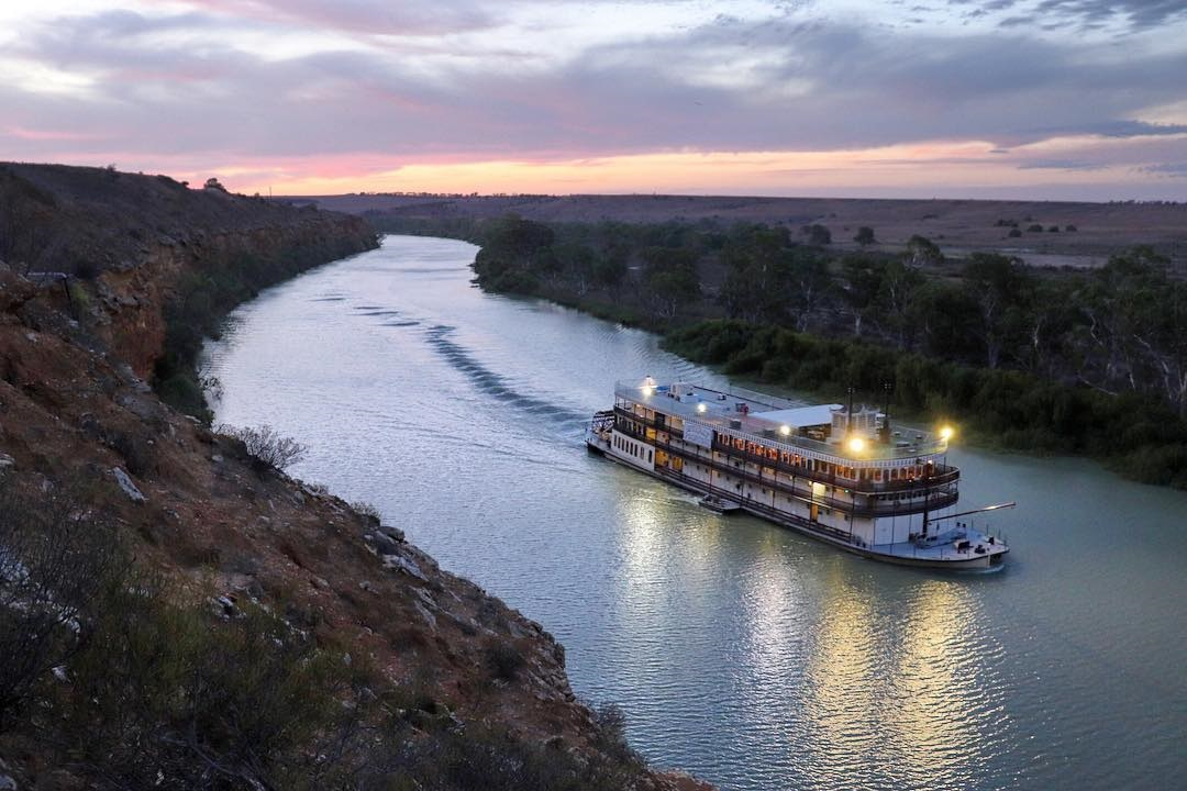 Murray River Lakes Coorong New Visitor Guide Launched Regional Development Australia Murraylands And Riverland South Australia